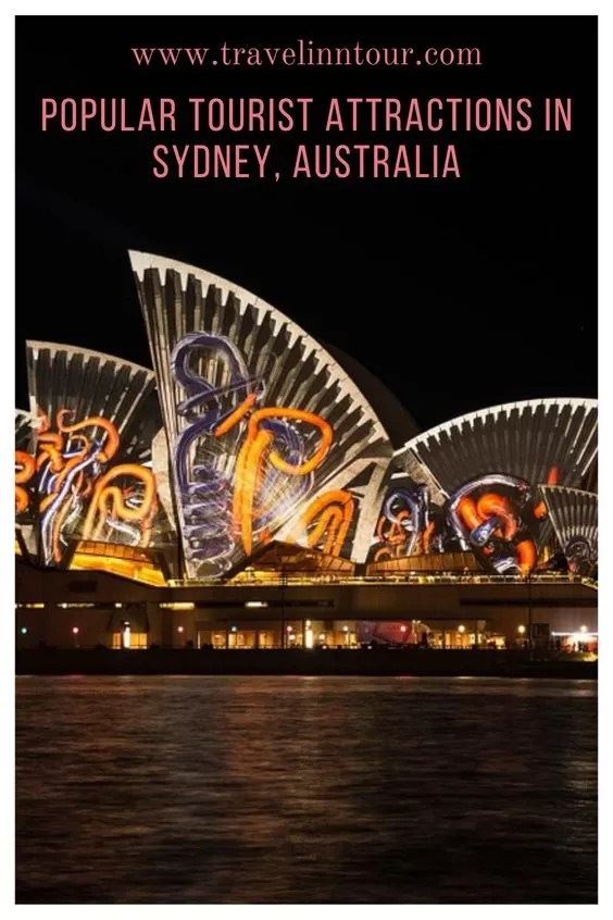 Popular Tourist Attractions In Sydney Australia
