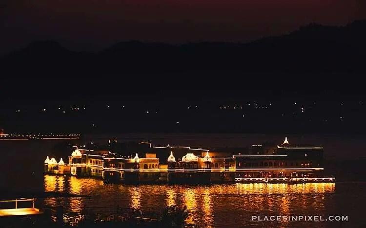 The Lake Palace