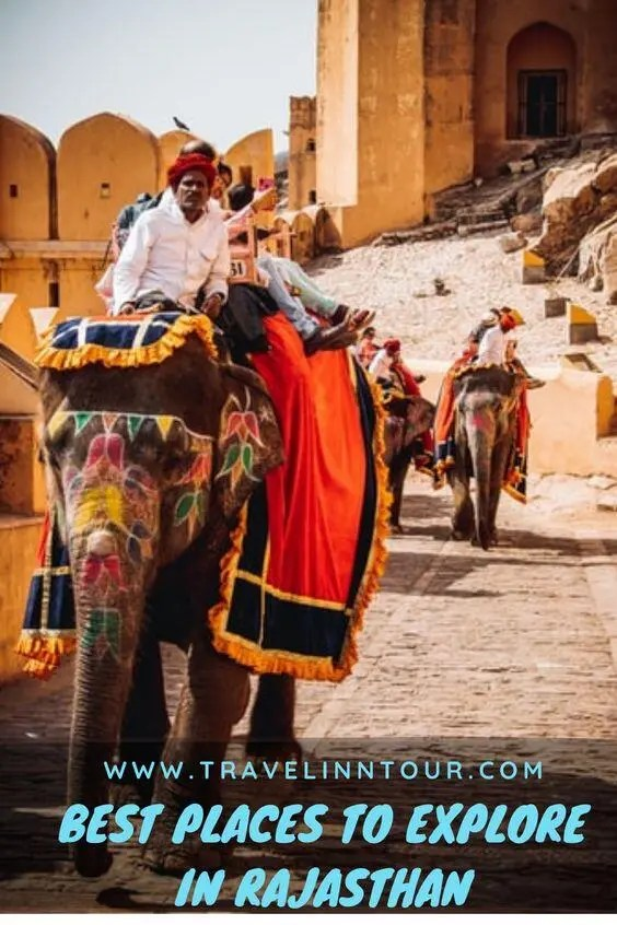 The Land Of Kings Top 3 Places to Visit In Rajasthan Pin