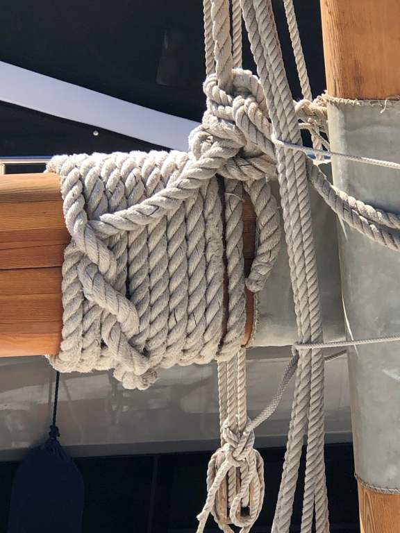 Essentials of Sailing Knots