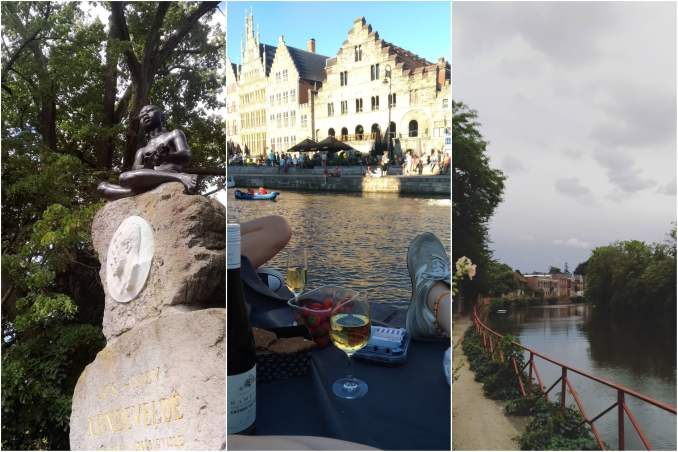 ghent travel guide
