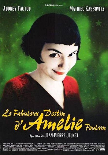 Amelie as one of the best French songs that you can feel in France