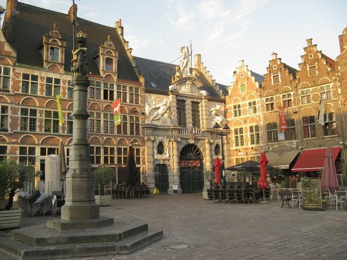 Sint-Veerleplein