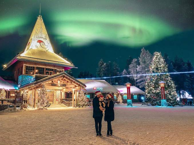 explore Rovaniemi in winter