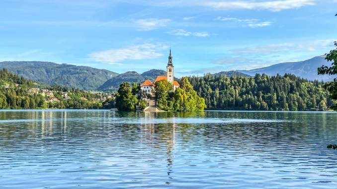 lake bled itinerary