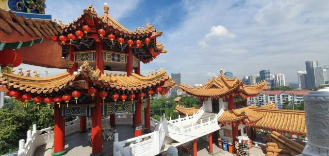 Most Famous Temples in Asia