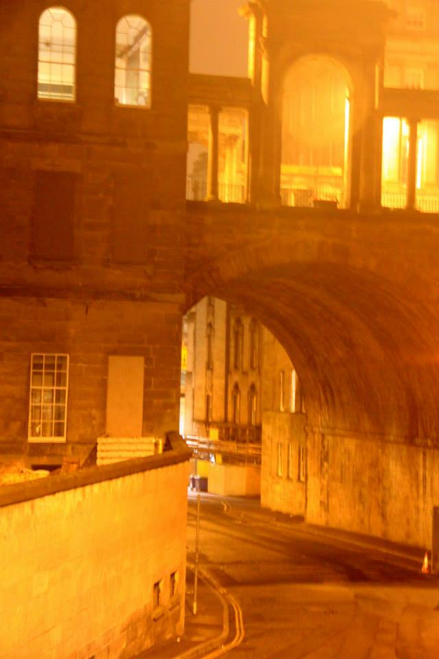 Underground Vaults At Royal Mile