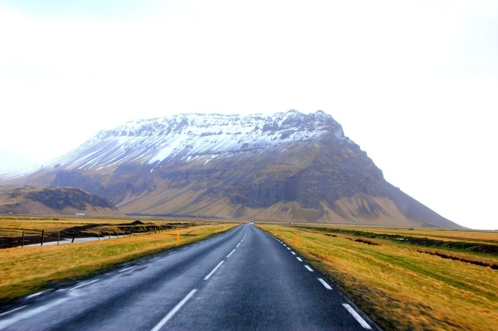 Self Drive South of Iceland