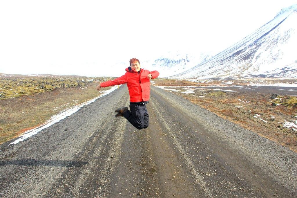 Leiðarendi, Iceland