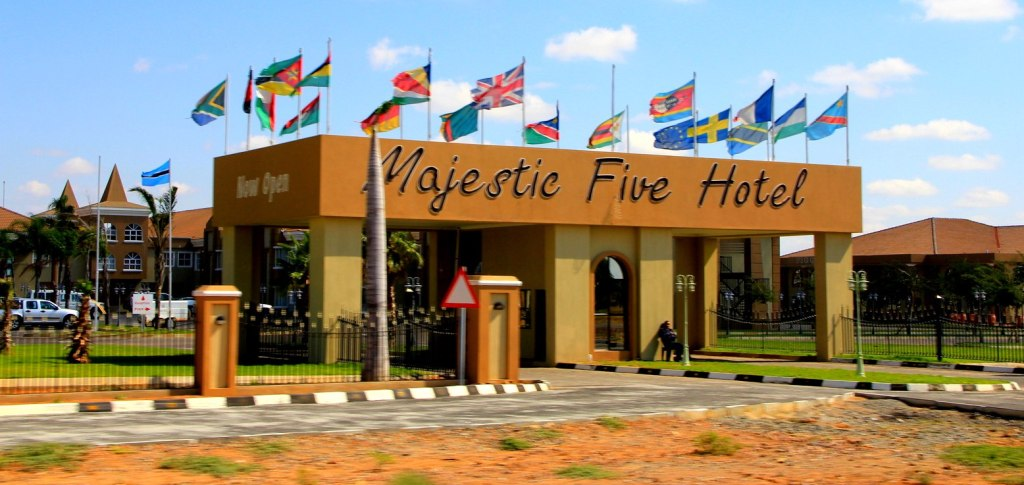 Hotel in Botswana