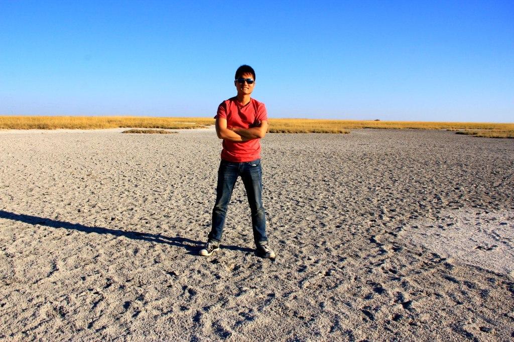 The Makgadikgadi Pan