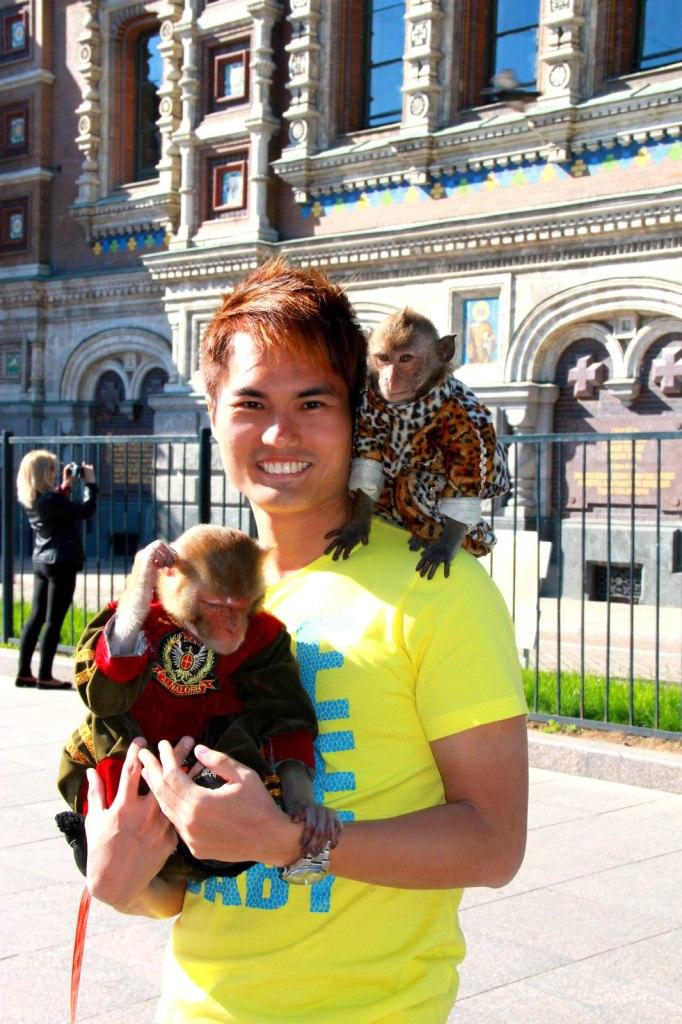 Russian Monkeys