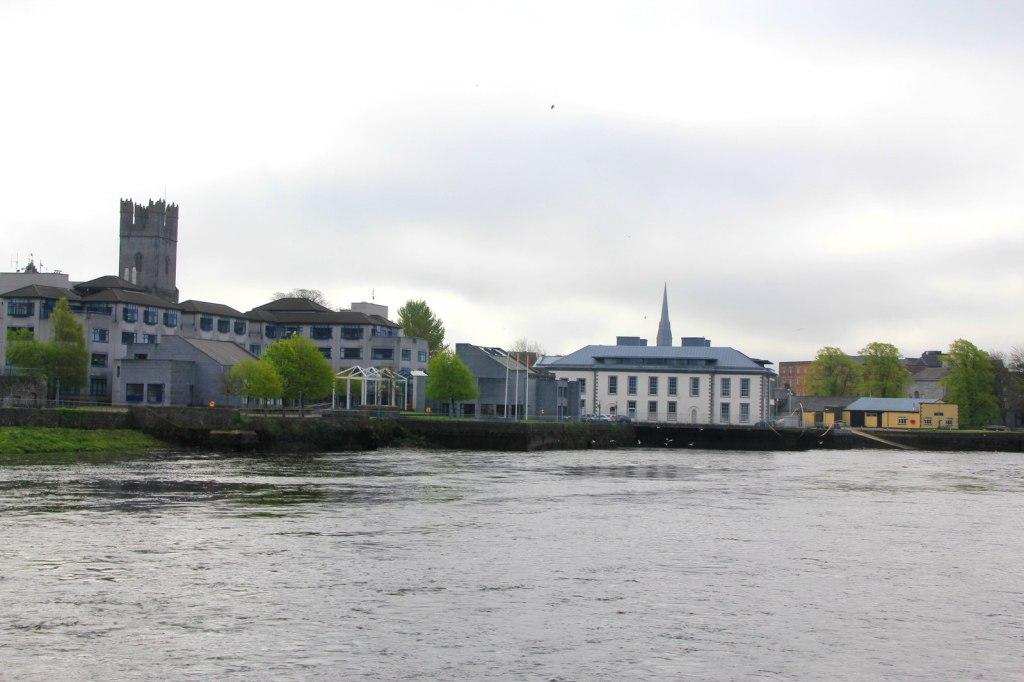 River Shannon, Limerick City, Ireland