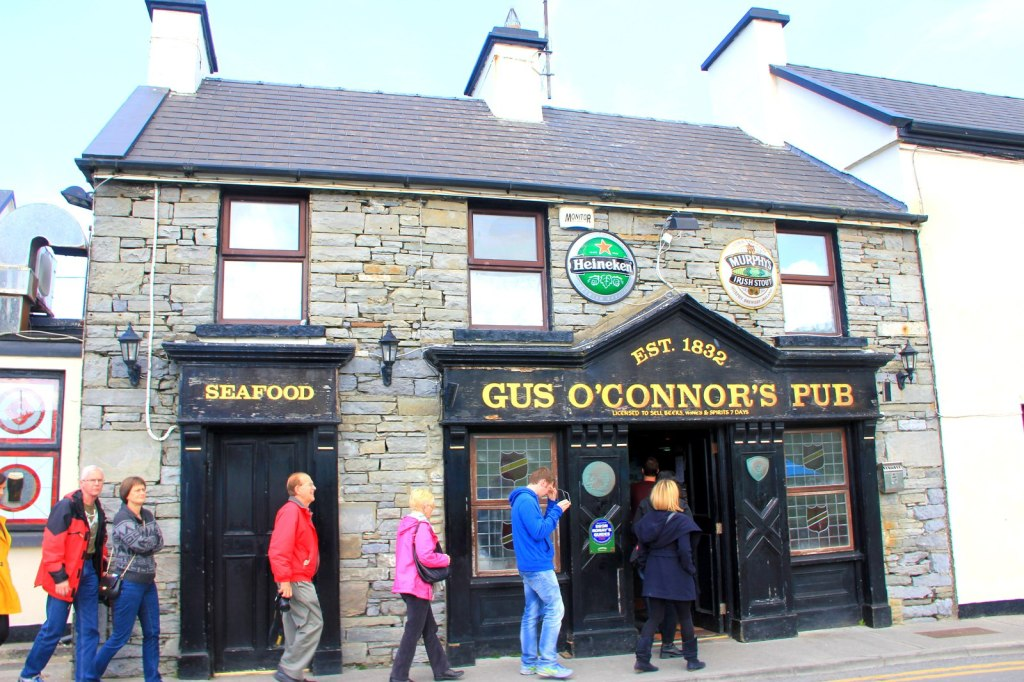 O'Connors Pub In Doolin
