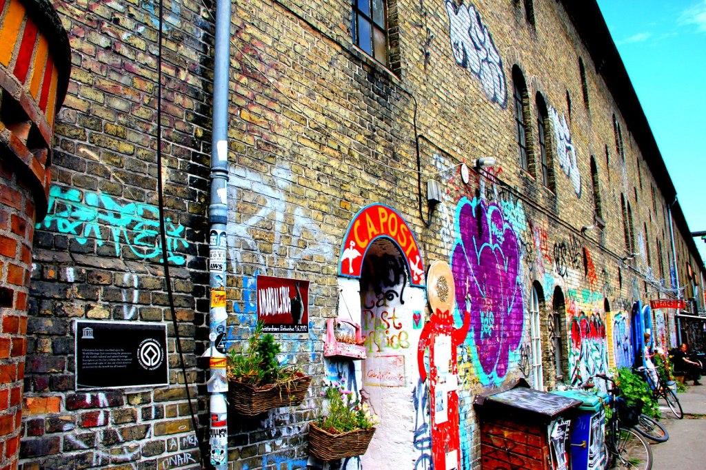 Neighbourhood of Christiania