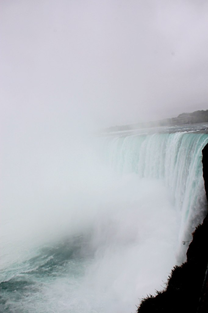 Canadian side of the Horseshoe Falls