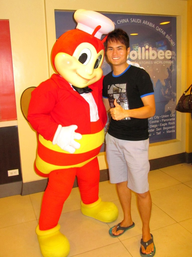 At least, I have the Philippines Jollibee to love me