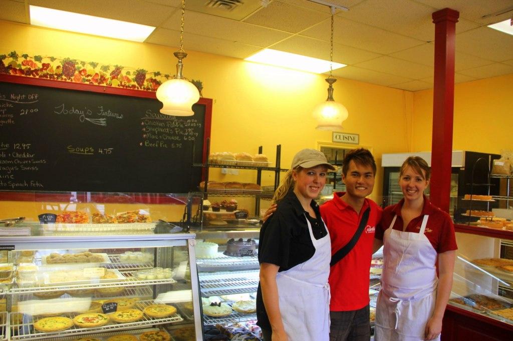 Katie's bakery - Bread & Butter in Kingston. Mouth Watering Bakeries!
