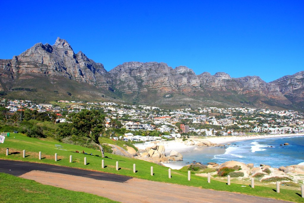 The beautiful Cape Town