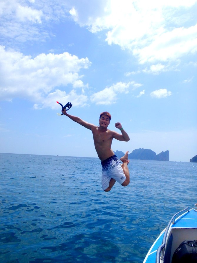 KJS @ Koh Phi Phi Islands