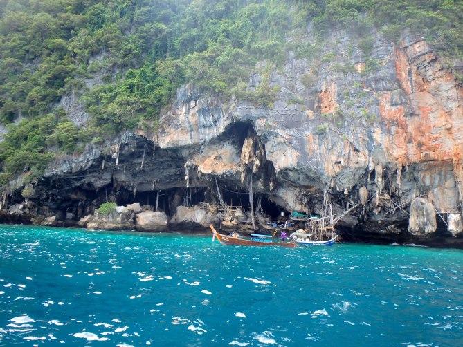 Viking Cave, Koh Phi Phi