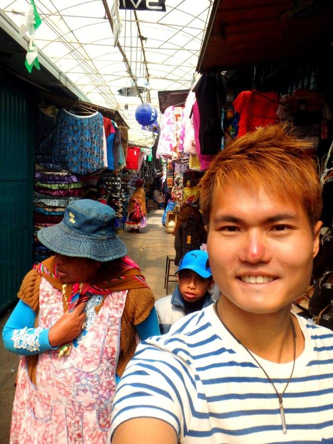 Witch Market @ El Alto, Bolivia