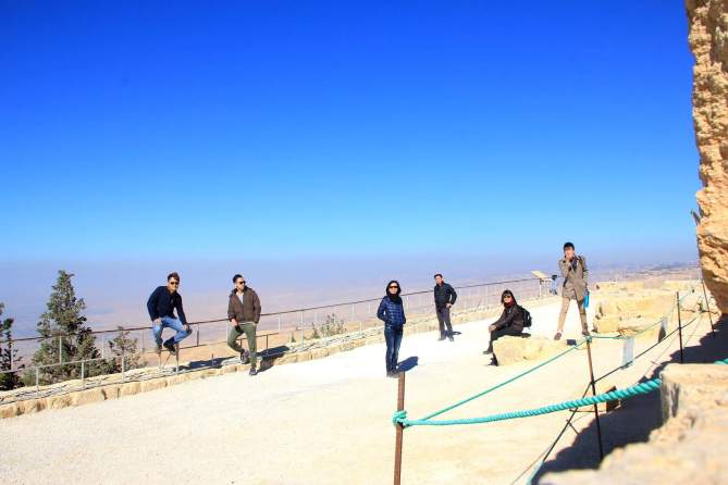 Doing BSB cover in Jordan! haha
