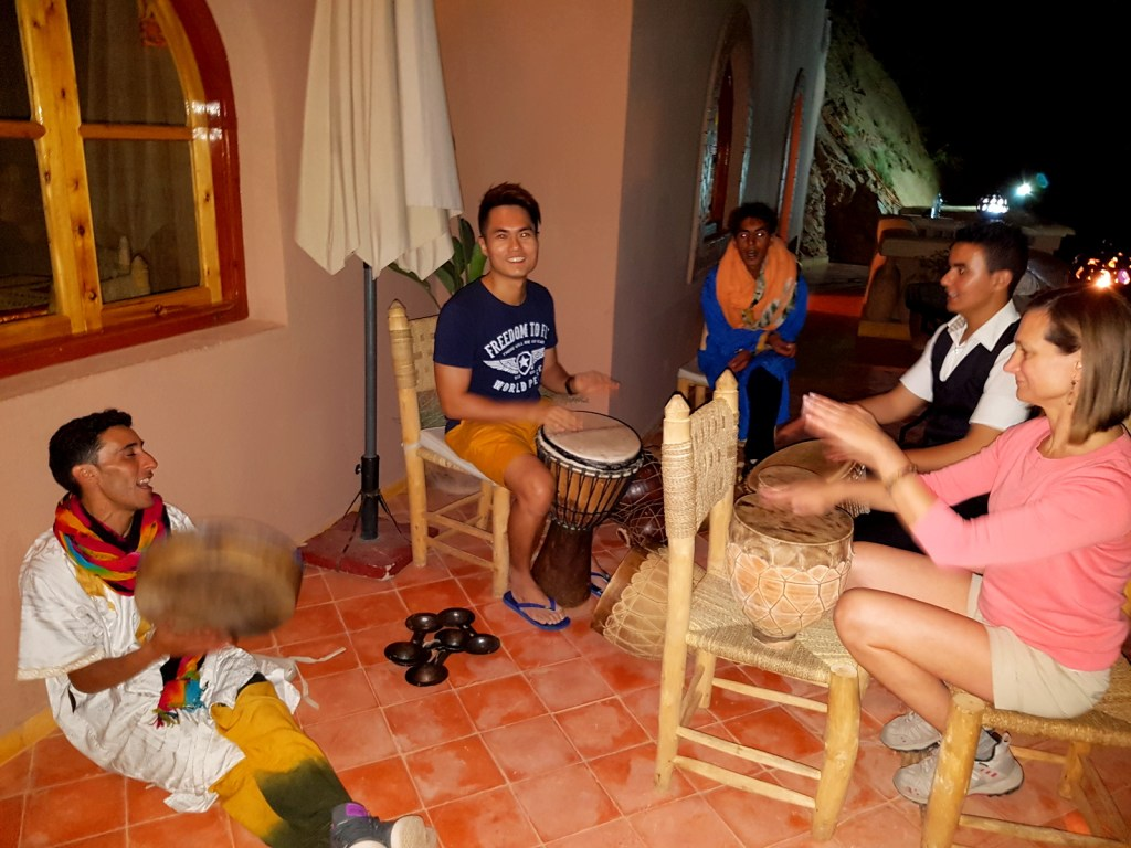 The Moroccan Dance and Drum party!