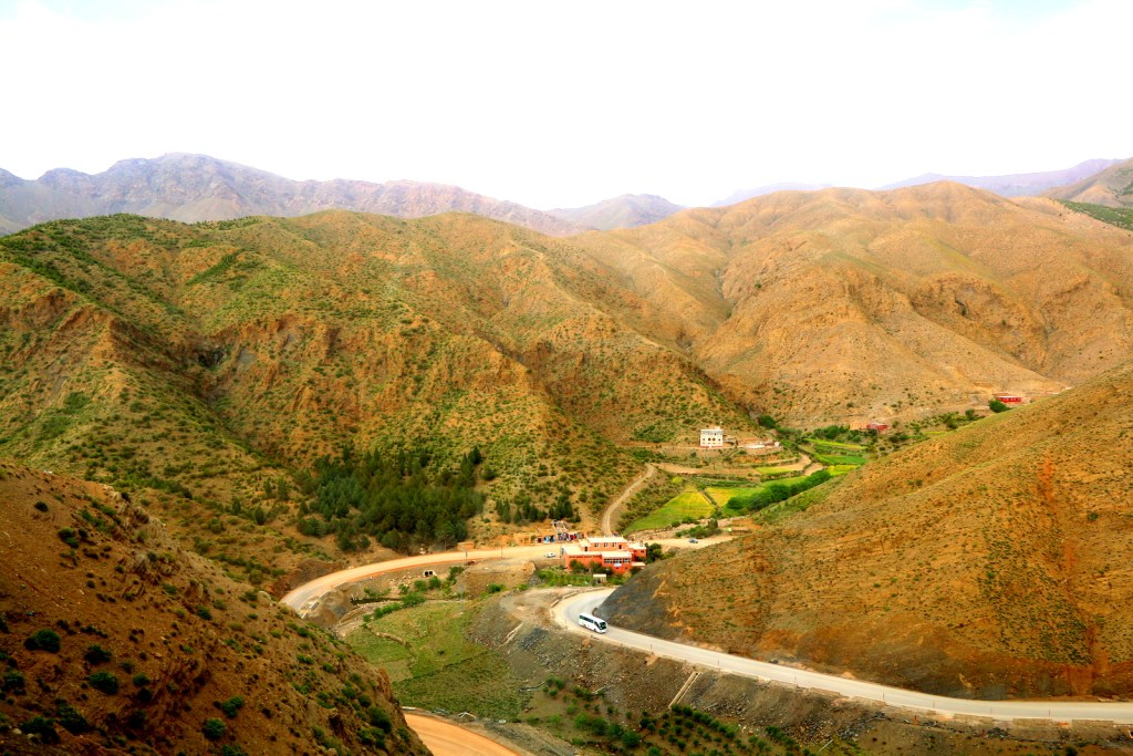 The High Atlas Region