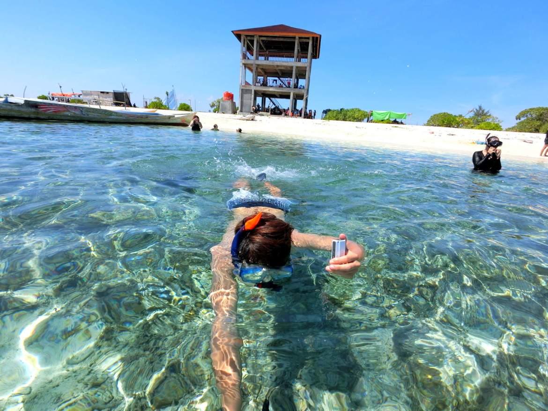 Snorkeling Kodingareng KeKe Island
