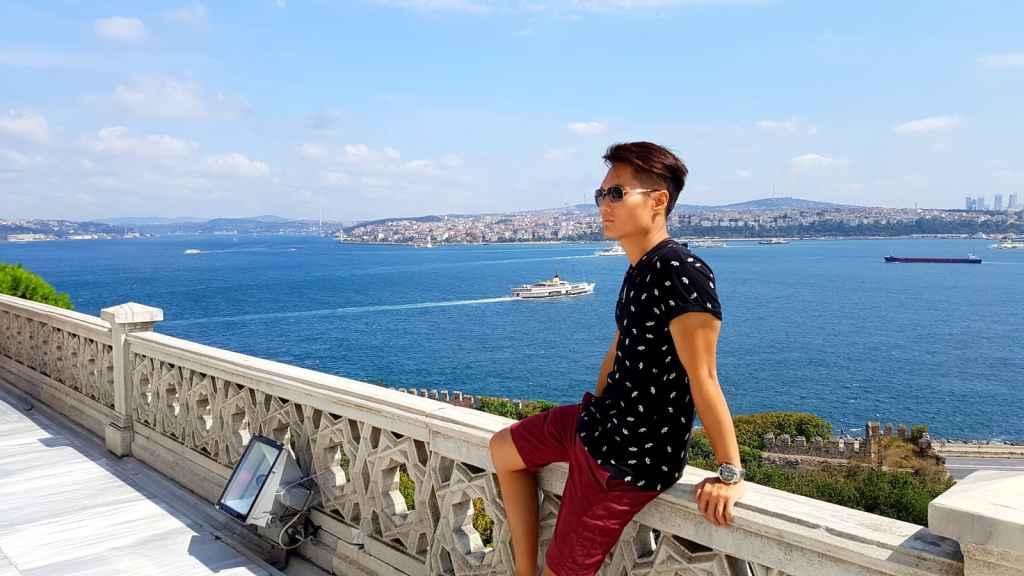 Bosphorus River