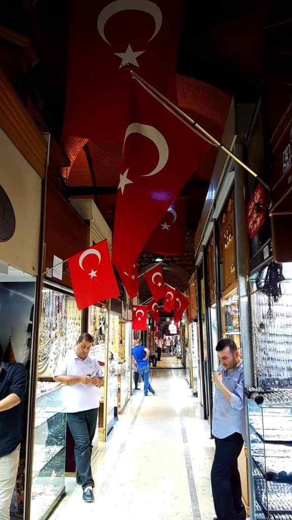 Low tourism Turkey