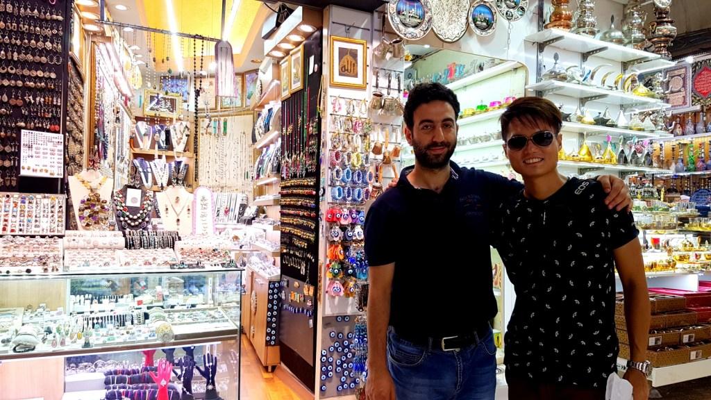 Turkish Grand Bazaar