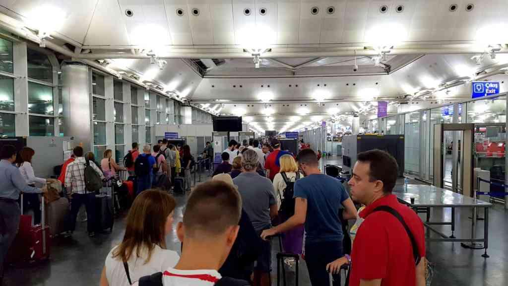 Ataturk Istanbul Airport Security