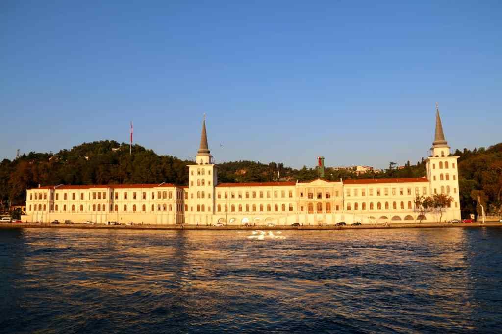 Istanbul Parliament Building