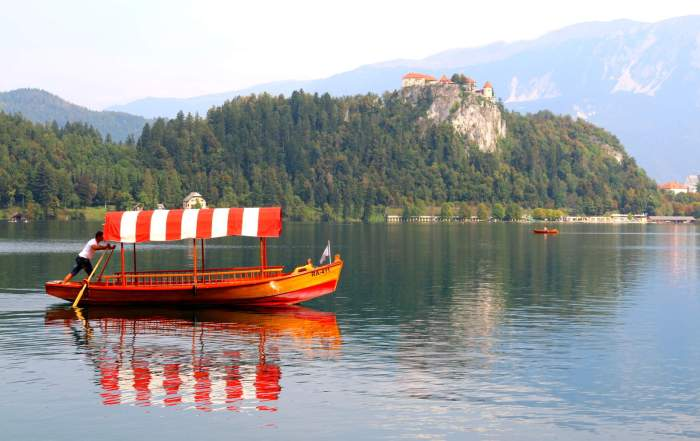 Sensational Lake Bled Slovenia