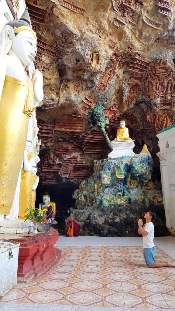 Big Buddha Kawgun Cave