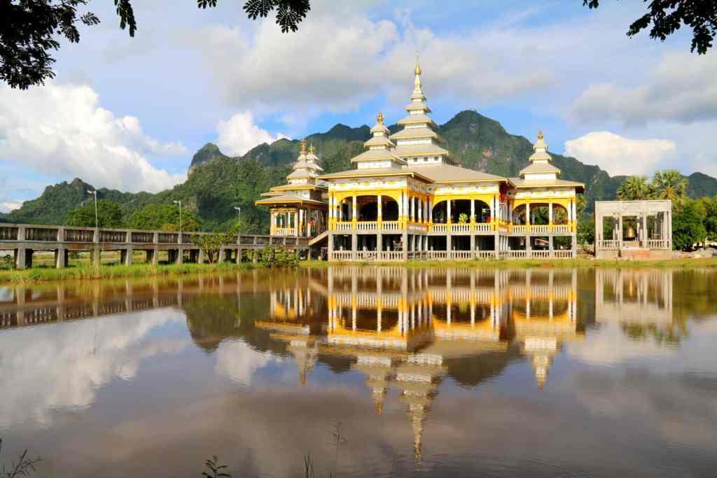 Kyauk Kalap Monastery