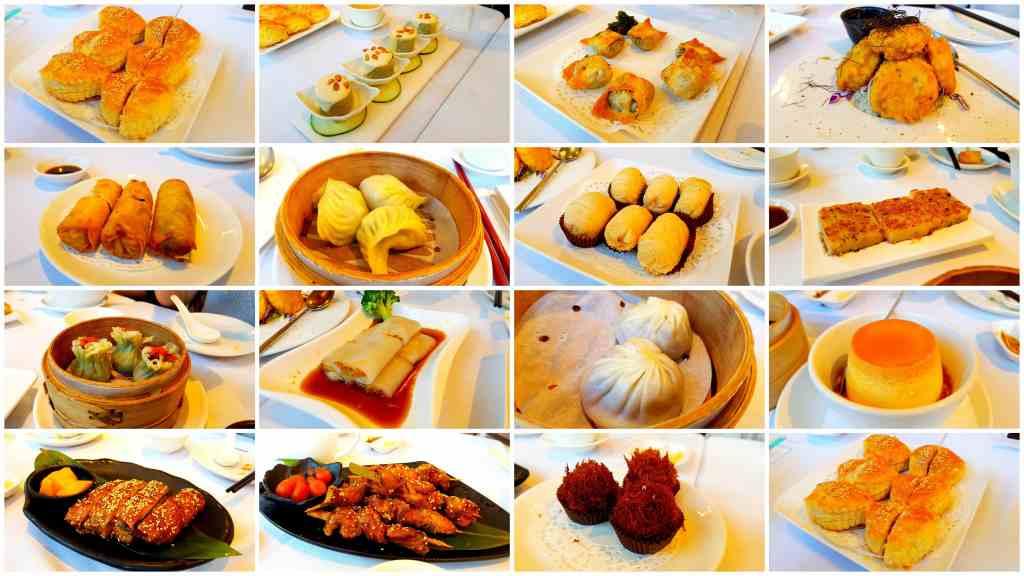 Vegetarian Taiwan Dim Sum