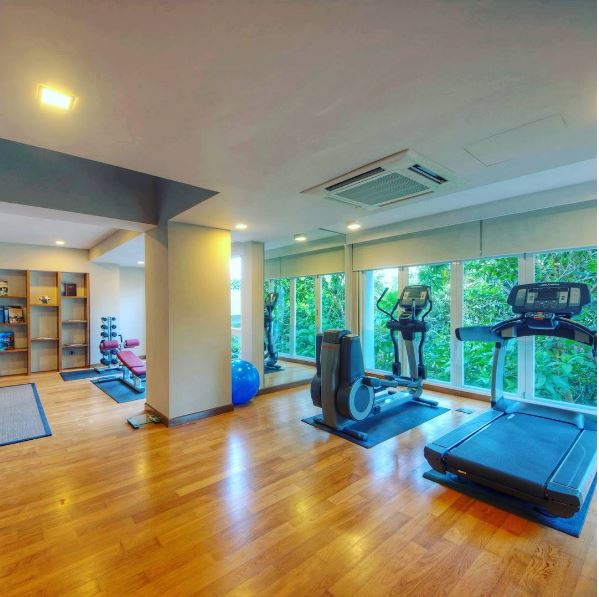 Well-equipped Modern Fitness Gym!