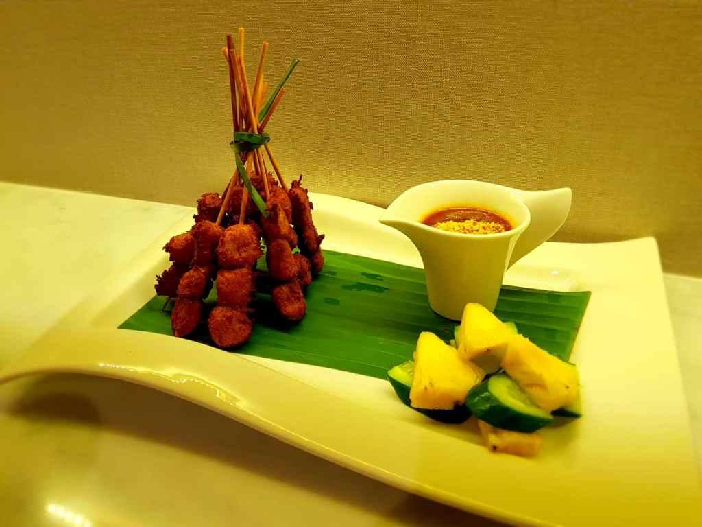 Vegetarian Satay