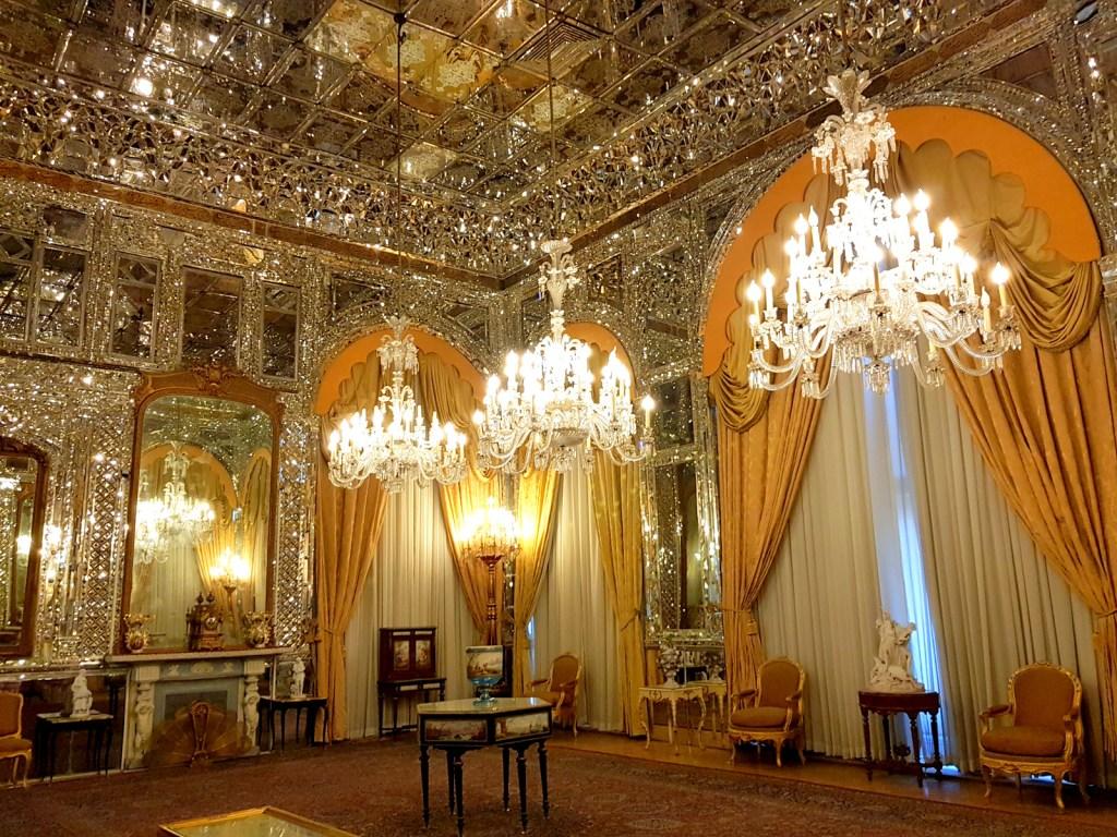 Sadabaad Palace, Tehran