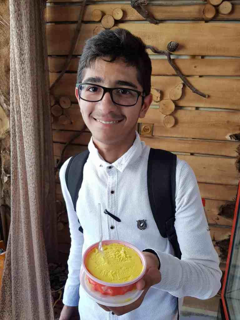 Iranian Boy
