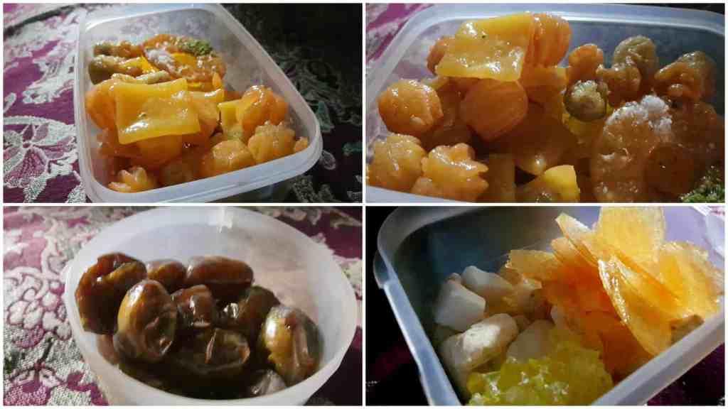 Iranian Snacks