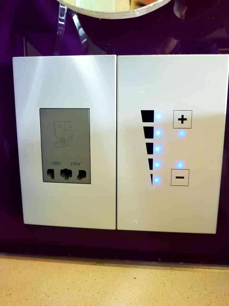W Singapore Bose Audio System