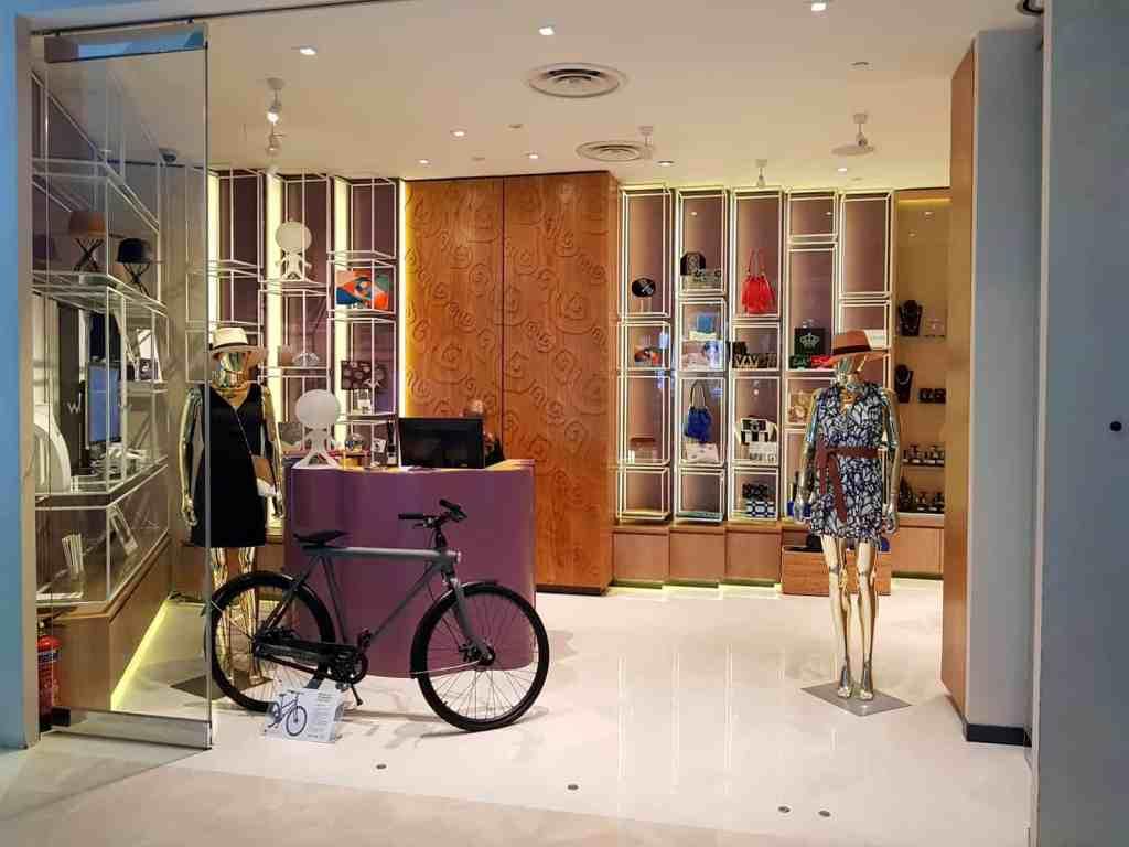 W Singapore Boutique Store