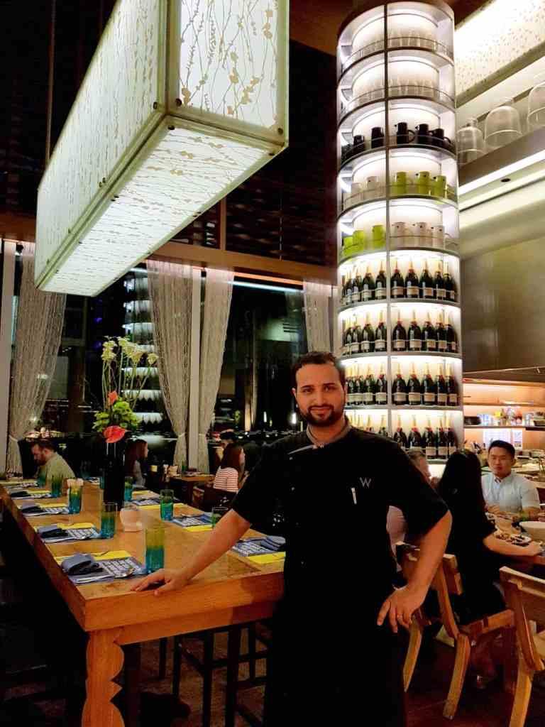 W Singapore Sous Chef