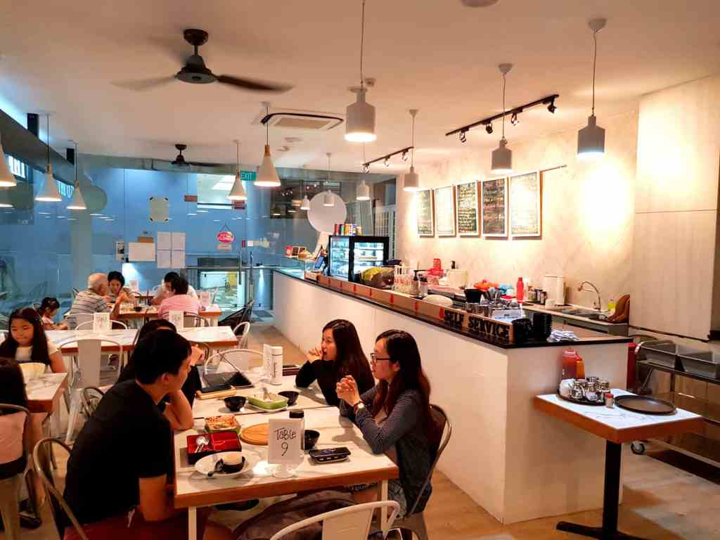 The Clef Jurong Vegetarian Cafe