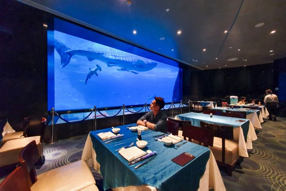 Ocean Beauty Restaurant (15,000 Fish)