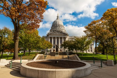 Madison Wisconsin Capitol Travel Is Sweet_